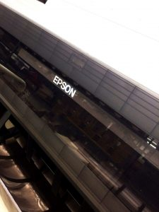 Epsom Large Format Printer